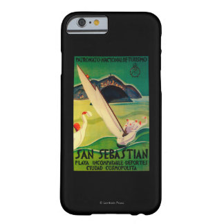 San Sebastian Vintage PosterEurope Barely There iPhone 6 Case