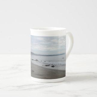 San Simeon, California Coastline Tea Cup