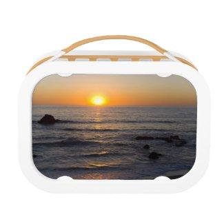 San Simeon Sunset Yubo Lunch Box