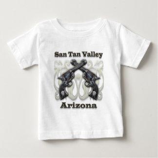 San Tan Valley Arizona - Revolvers Baby T-Shirt