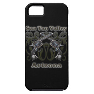 San Tan Valley Arizona - Revolvers iPhone SE/5/5s Case