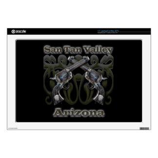 San Tan Valley Arizona - Revolvers Skin For Laptop