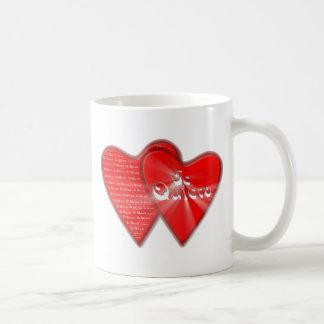 San Valentin es el dia de los enamorados Tazas De Café