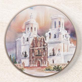 San Xavier Mission coaster