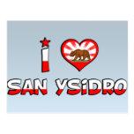 San Ysidro, CA Postcards