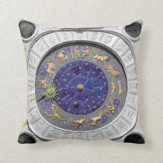 san zodiaco de s de Marco Clocktower ' Cojin
