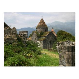 Sanahin Monastery Postcard