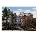 Sanatorio de Bluefield Virginia Occidental Tarjeta