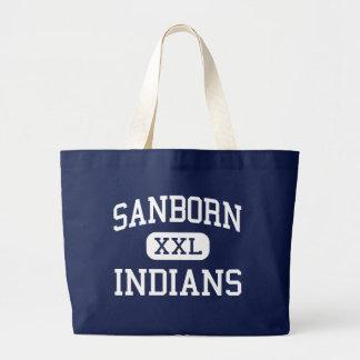 Sanborn Indians Middle Newton New Hampshire Bag