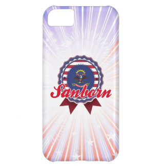 Sanborn, ND Case For iPhone 5C