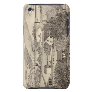 Sanborn residence iPod touch cases