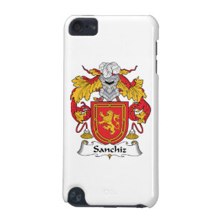 Sanchiz Family Crest iPod Touch (5th Generation) Cover