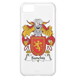 Sanchiz Family Crest iPhone 5C Cases
