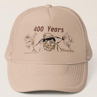 SANCHO- Cap- 400 Years Don Quixote gorra visera Trucker Hat