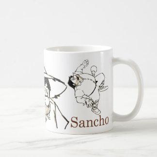 SANCHO - Mug- 400 Years Don Quixote taza