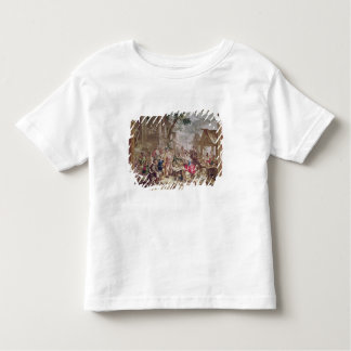 Sancho Panza and the Nut Seller Toddler T-shirt