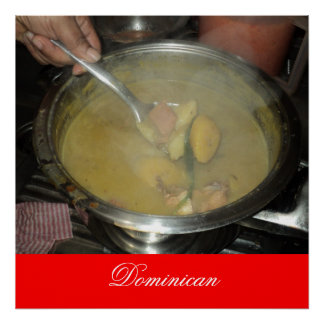 Sancocho being made in Santo Domingo, Dominican... Poster