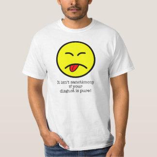 Sanctimony Tee Shirt
