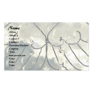 Sanctuary! Double-Sided Standard Business Cards (Pack Of 100)