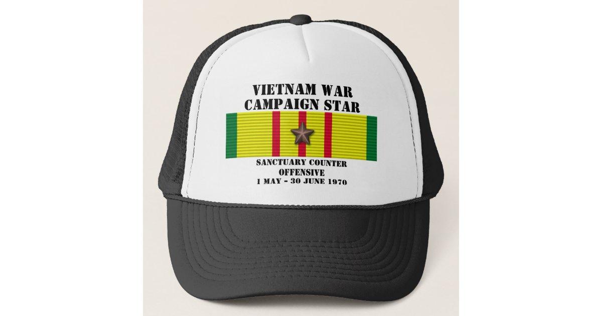 Sanctuary Counter Offensive Campaign Trucker Hat  6e86b22155f