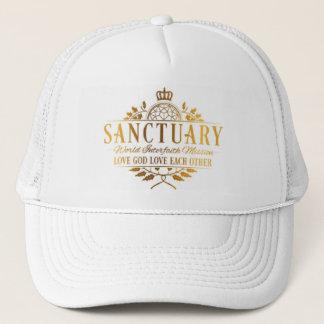 SANCTUARY INTERFAITH WHITE CAPS