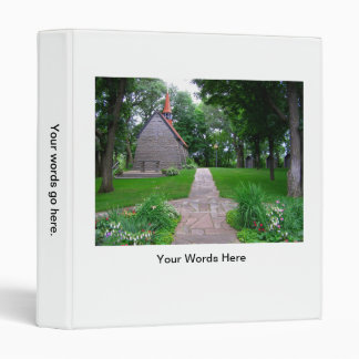 Sanctuary little church grasshopper chapel photo binder