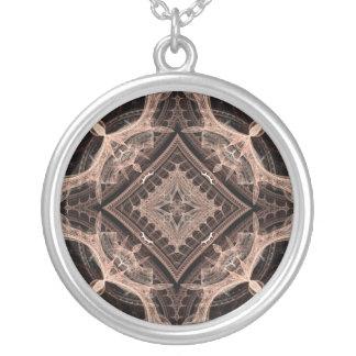 Sanctuary Round Pendant Necklace