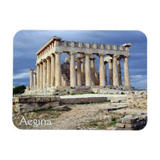 Sanctuary of Aphaia 1 Rectangular Photo Magnet