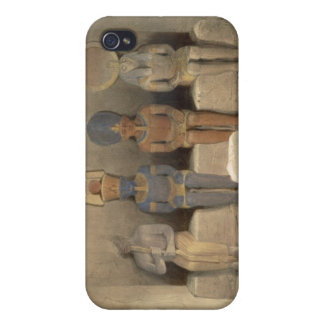 """Sanctuary of the Temple of Abu Simbel, from """"Egypt Cases For iPhone 4"""