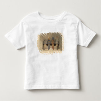"""Sanctuary of the Temple of Abu Simbel, from """"Egypt Toddler T-shirt"""