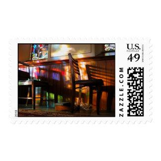 Sanctuary Stamp