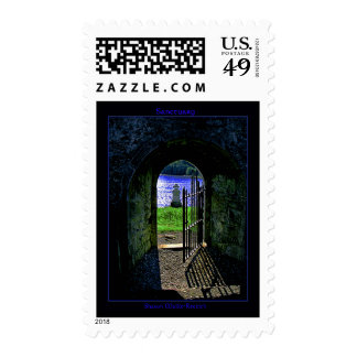 Sanctuary Postage Stamps