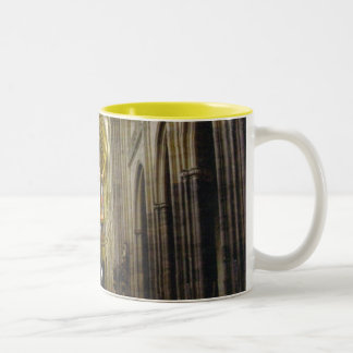 Sanctuary Two-Tone Coffee Mug