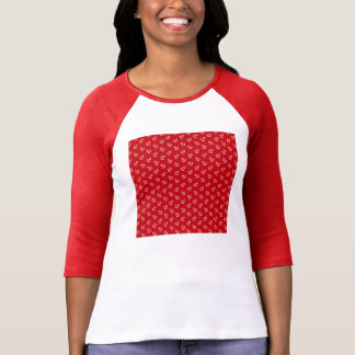 sand-and-beach_paper_anchors-red RED WHITE ANCHORS Shirts