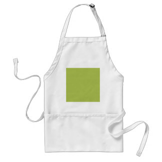 SAND AND BEACH SOLID LOVELY LIME GREEN BACKGROUND APRONS