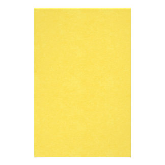 SAND AND BEACH SOLID MEDIUM CHICKIE YELLOW  BACKGR CUSTOMIZED STATIONERY
