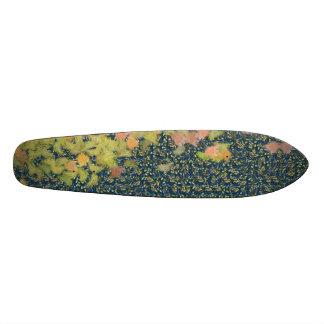 Sand and farms custom skate board