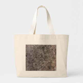 Sand and Marble -- Sand blasted marble stone Large Tote Bag