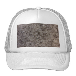 Sand and Marble -- Sand blasted marble stone Trucker Hat