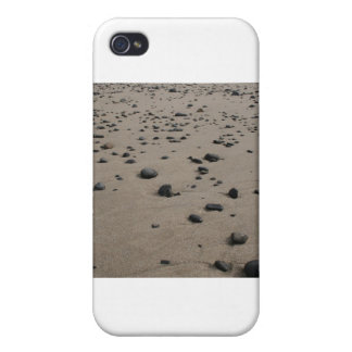 Sand and Pebbles iPhone 4 Cover