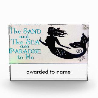 sand and sea mermaid award