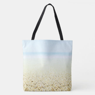 SAND AND SEA Serene Summer Seascape Tote Bag