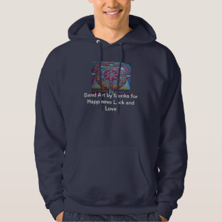 Sand Art for Happiness, Luck and Love Shirt
