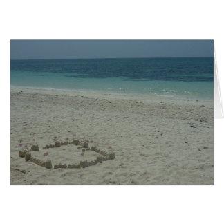 sand bahamas card