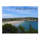 Sand Beach- Acadia National Park Postcard