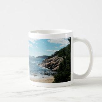 Sand Beach, Mt. Desert Island Mugs