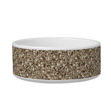 Beach Themed Sand Bowl