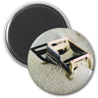 Sand Box Magnet
