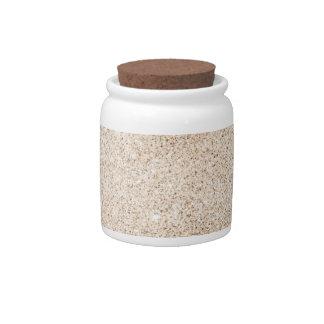 Sand Candy Jars