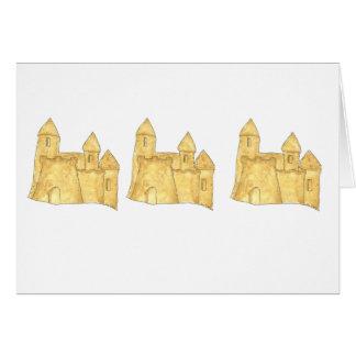 Sand Castle Cards